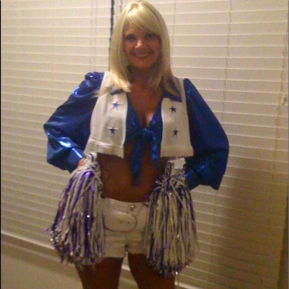 Other Halloween Costume Dallas Cowboys Cheerleader Poshmark